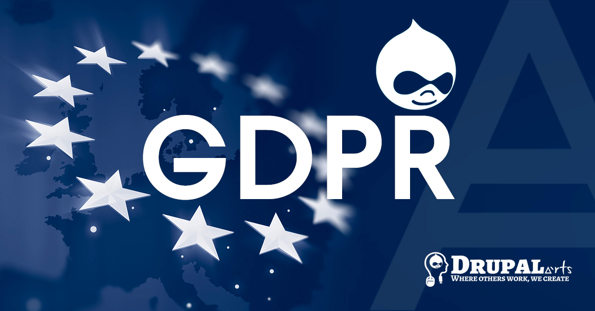 Drupal GDPR